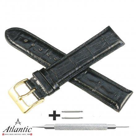 Oryginalny Pasek Atlantic Model PA ATL L168.01.20G 20 mm