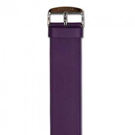 Pasek S.T.A.M.P.S. Classic Leather Violet 100003 2500