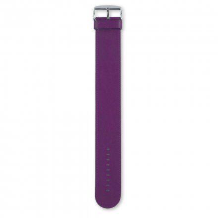 Pasek S.T.A.M.P.S. Classic Leather Violet 100003 2500
