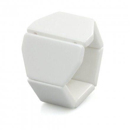 Bransoleta S.T.A.M.P.S. Belta-Y White 102563 0200