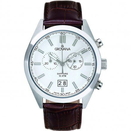 Zegarek Grovana GV1294.9532 Classic Chronograph