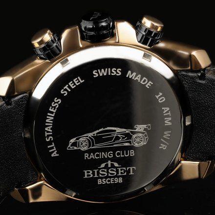 Bisset BSCE98RIBX10AX Zegarek Szwajcarski Marki Bisset