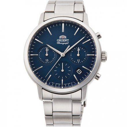 ORIENT RA-KV0301L10B Zegarek Męski Kwarcowy Japońskiej Marki Orient