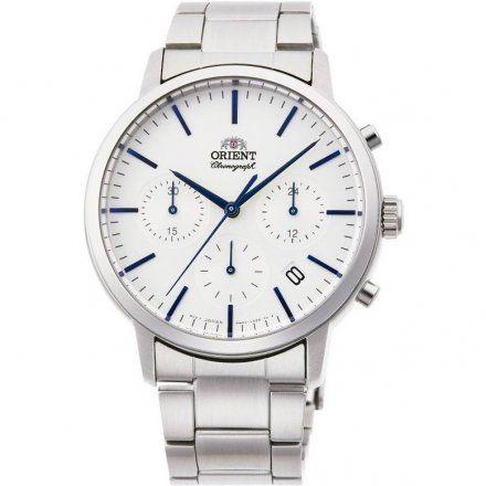 ORIENT RA-KV0302S10B Zegarek Kwarcowy Japońskiej Marki Orient