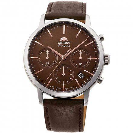 ORIENT RA-KV0304Y10B Zegarek Męski Kwarcowy Japońskiej Marki Orient