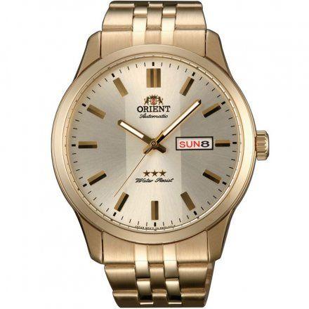 ORIENT RA-AB0010S19B Zegarek Męski Japońskiej Marki Orient AB0010S19B