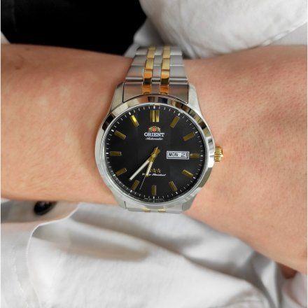 ORIENT RA-AB0011B19B Zegarek Męski Japońskiej Marki Orient AB0010S19B