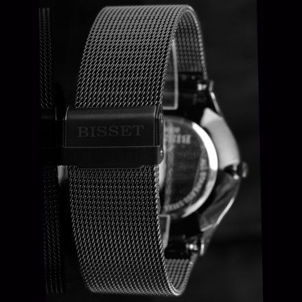 Bisset BSDE47BIBX03B1 Zegarek Szwajcarski Marki Bisset