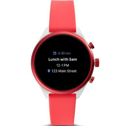 Smartwatch Fossil Sport FTW6027 Fossil Smartwatches Sport