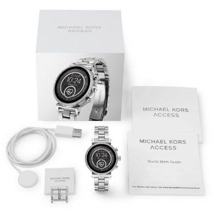 Smartwatch Michael Kors MKT5061 Sofie 2.0 - Zegarek MK Access