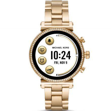 Smartwatch Michael Kors MKT5062 Sofie 2.0 - Zegarek MK Access