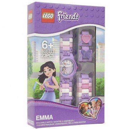8021223 Zegarek LEGO FRIENDS Emma