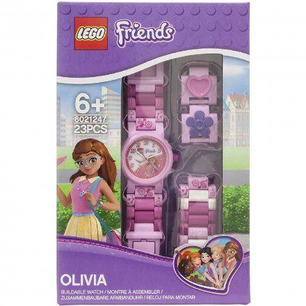 8021247 Zegarek LEGO FRIENDS Olivia