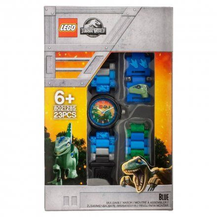 8021285 Zegarek LEGO JURASSIC WORLD Blue