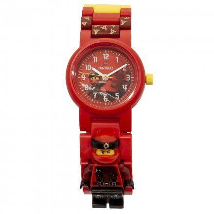 8021414 Zegarek LEGO NINJAGO Kai