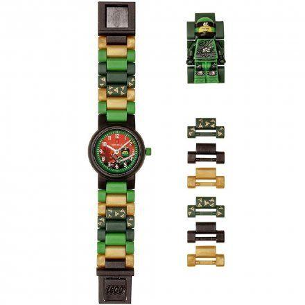 8021421 Zegarek LEGO NINJAGO Lloyd