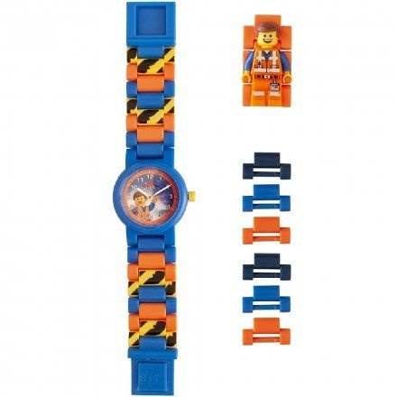 8021445 Zegarek LEGO MOVIE 2 Emmet