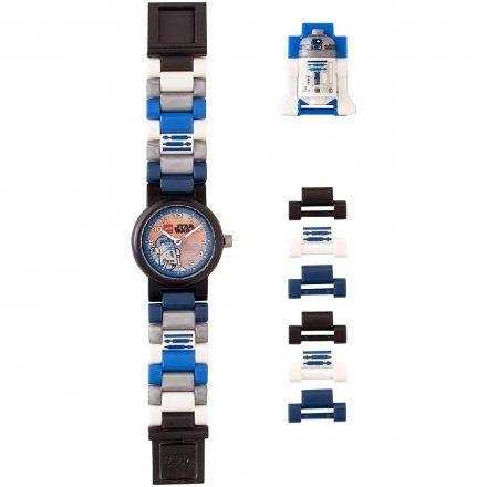 8021490 Zegarek LEGO STAR WARS R2D2
