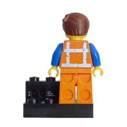 9003967 Budzik LEGO MOVIE 2 EMMET KLOCEK