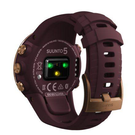 Suunto SS050301000 Suunto 5 Burgundy Copper