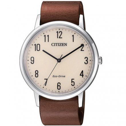 Citizen BJ6501-28A Zegarek Męski Citizen Eco-Drive BJ6501 28A