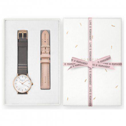 Zegarek Damski Rosefield Gift Set WGSBE-X190