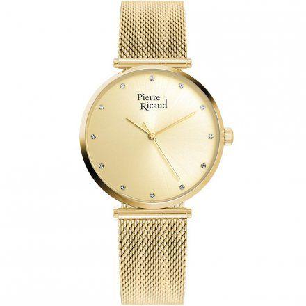 Pierre Ricaud P22035.1141Q Zegarek - Niemiecka Jakość