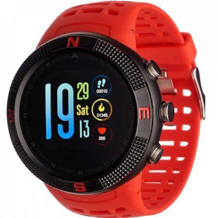 Smartwatch Garett Sport 27 GPS czerwony