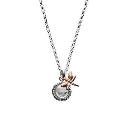 Naszyjnik Emporio Armani EG3348040 Oryginalna Biżuteria EA