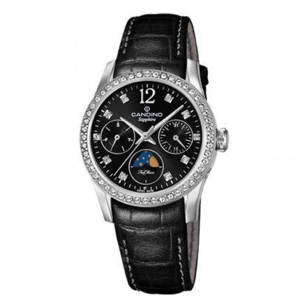 Candino C4684/3 Zegarek Szwajcarski Marki Candino
