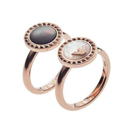 Pierścionek Emporio Armani EGS2561221 Oryginalna Biżuteria EA
