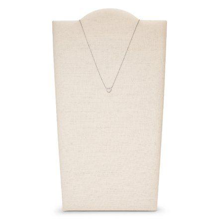 Biżuteria Fossil - Komplet JF03083040 Naszyjnik + Kolczyki