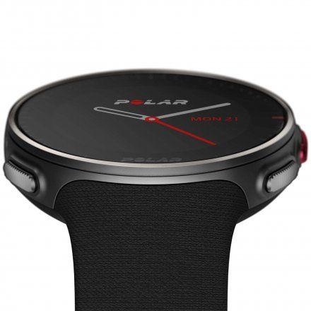 Polar VANTAGE V Tytanowy zegarek z pulsometrem i GPS + Pas H10