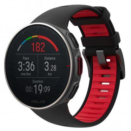 Polar VANTAGE V Tytanowy zegarek z pulsometrem i GPS