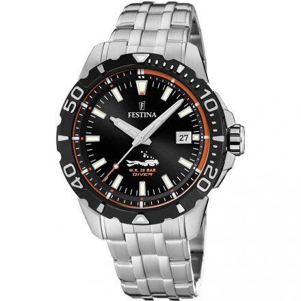 Zegarek Festina 20461/3 Sport Diver F20461 3