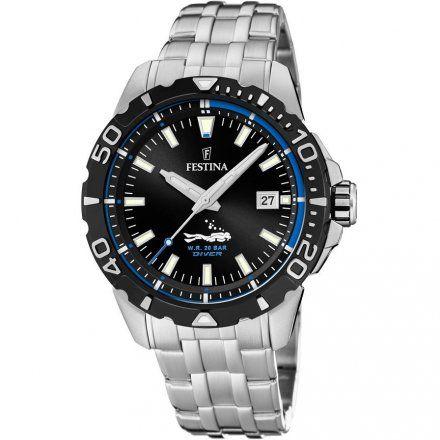 Zegarek Festina 20461/4 Sport Diver F20461 4