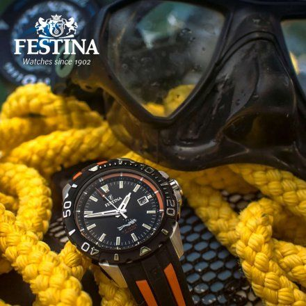 Zegarek Festina 20462/3 Sport Diver F20462 3