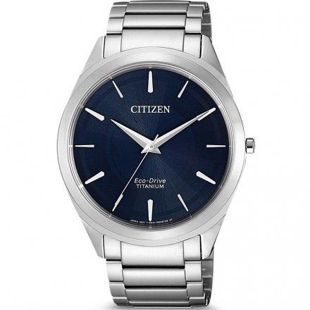 Citizen BJ6520-82L Zegarek Męski na bransolecie Eco Drive Titanium Citizen