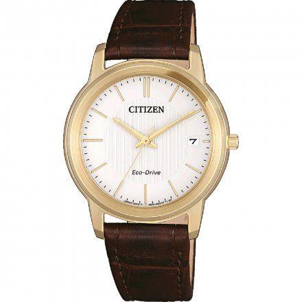 Citizen FE6012-11A Zegarek Damski Na pasku Citizen Elegance EcoDrive