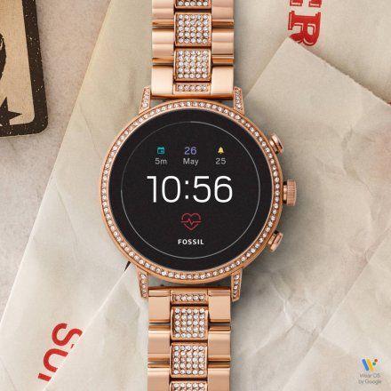 Smartwatch Fossil Venture HR FTW6011 Fossil Smartwatches Gen 4