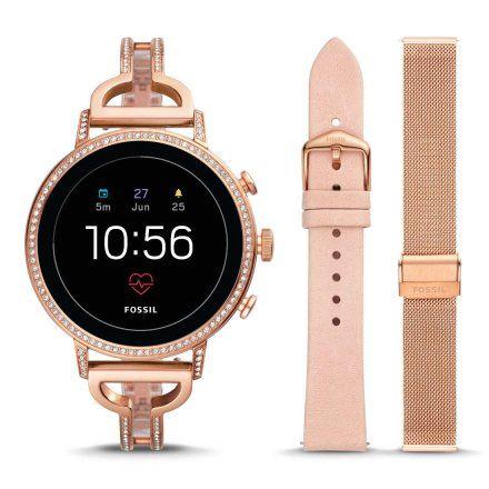Smartwatch Fossil Venture HR  FTW6030SET Fossil Smartwatches Gen 4