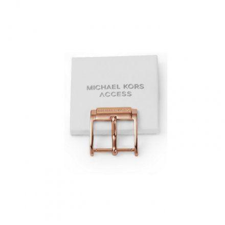 Sprzączka różowozłota Michael Kors Access MKT5004