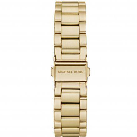 Bransoletka złota do zegarka Michael Kors Access Bradshaw MKT5001 22 mm