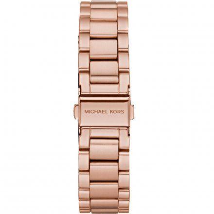 Bransoletka różowozłota do zegarka Michael Kors Access Bradshaw MKT5004 22 mm