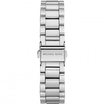 Bransoletka srebrna do zegarka Michael Kors Access Bradshaw MKT5012 22 mm