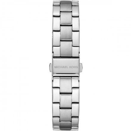 Bransoletka srebrna do zegarka Michael Kors Access Runway MKT5044 18 mm