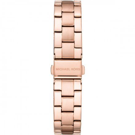 Bransoletka różowozłota do zegarka Michael Kors Access Runway MKT5046 18 mm