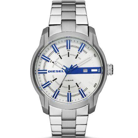 Diesel DZ1852 Zegarek Męski Na Pasku Z Kolekcji Armbar