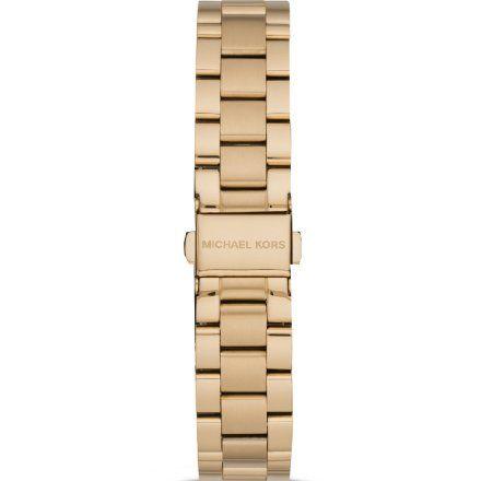 Bransoletka złota do zegarka Michael Kors Access Sofie MKT5062 18 mm
