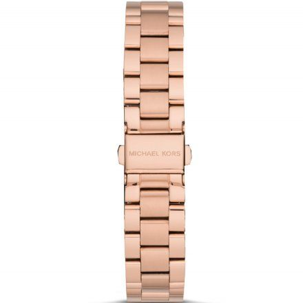 Bransoletka różowozłota do zegarka Michael Kors Access Sofie MKT5063 18 mm
